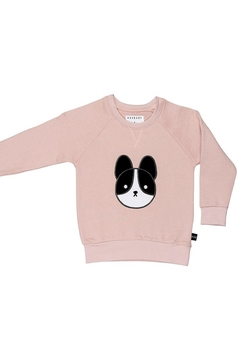 Huxbaby Cotton Pink Sweatshirt - Product List Image