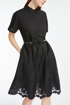 Maxmara Cotton Poplin Dress - Product List Image