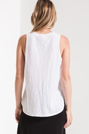 Zsupply Cotton Slub Tank - Side cropped