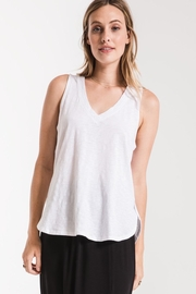Zsupply Cotton Slub Tank - Front full body