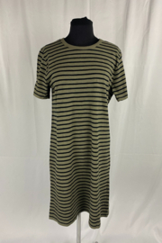 Dylan by True Grit Cotton Stripes Scout Tee Dress - Product Mini Image