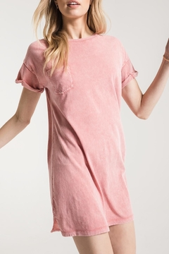 Shoptiques Product: Cotton T-Shirt Dress