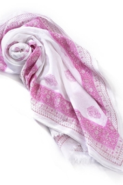 Gift Craft Cotton Woven Scarf - Product Mini Image