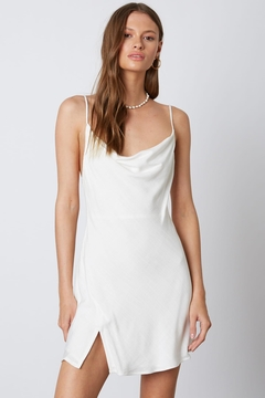 Cotton Candy Cowl Slip Dress - Product List Image