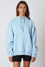 Cotton Candy Oversized Hoodie  Sweatshirt - Product Mini Image