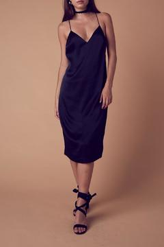 Shoptiques Product: Silky Slip Dress