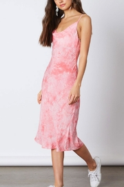 Cotton Candy Tie-Dye Midi Dress - Product Mini Image