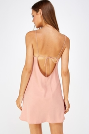 Cotton Candy LA Backless Mini Dress - Product Mini Image