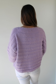 Cotton Candy LA Brecklyn Sweater - Front full body