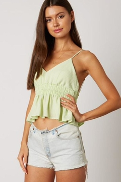Shoptiques Product: Cropped Tank Top