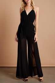 Cotton Candy LA It's Slit Jumpsuit - Product Mini Image