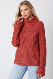 Cotton Candy LA Knit Sweater - Front full body