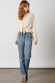 Cotton Candy LA Mirabelle Top - Front cropped