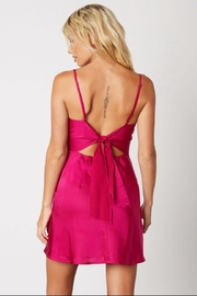Cotton Candy LA Orchid Dress - Front full body