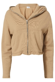 Cotton Citizen Manhattan Zip Hoodie - Back cropped