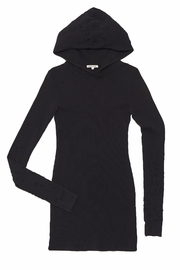 Cotton Citizen Monaco Hoodie Mini Dress - Product Mini Image