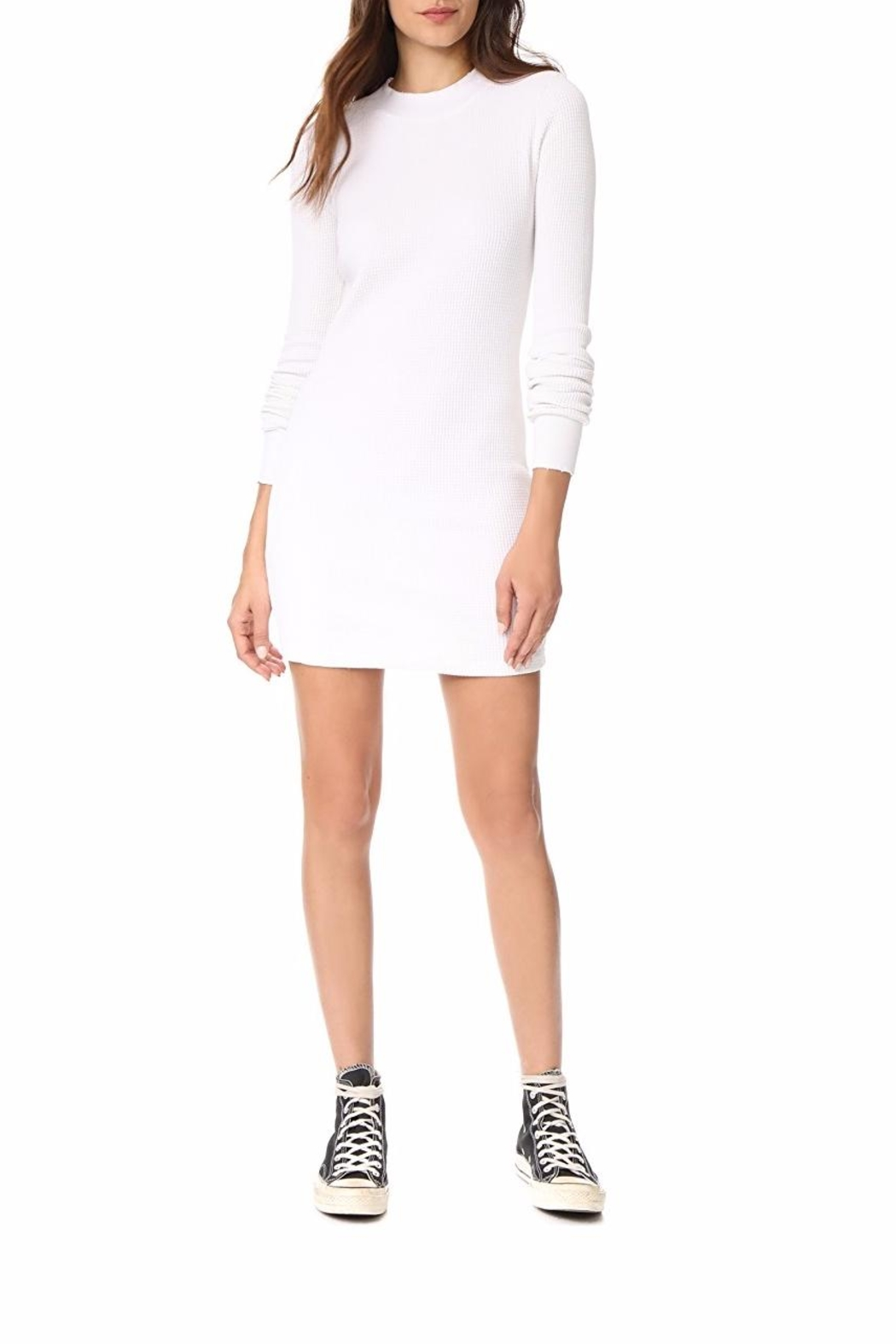 Cotton Citizen Monaco Thermal Mini Dress - Main Image