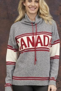 Cotton Country Cotton Canada Sweater - Alternate List Image