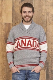Cotton Country Unisex Canada Sweater - Product Mini Image