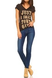 CottyOn Small Town Tee - Front full body