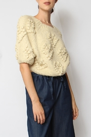 Callahan Couer Cropped Sweater - Product Mini Image