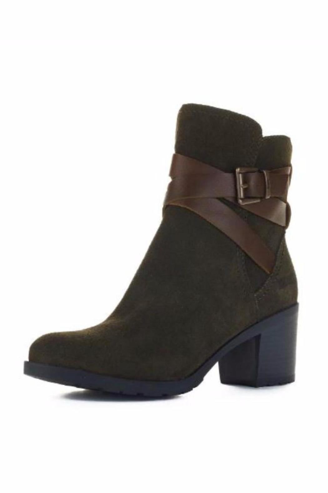 Cougar Belted Ankle Boot - Main Image