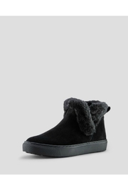 Cougar Duffy Suede Bootie - Front full body