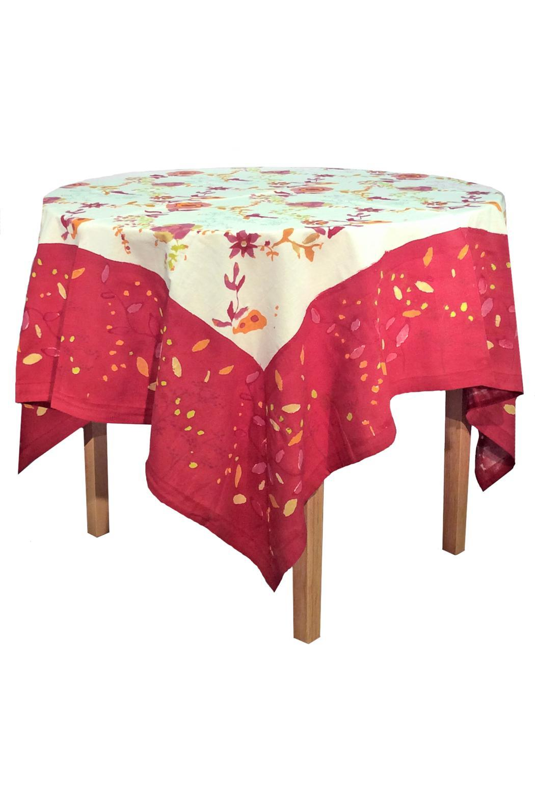 couleur nature rectangular tablecloth from california by. Black Bedroom Furniture Sets. Home Design Ideas