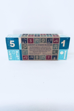 Uncle Goose Count & Stack Blocks - Product List Image