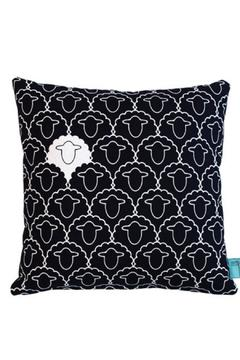 Shoptiques Product: White Sheep Pillow