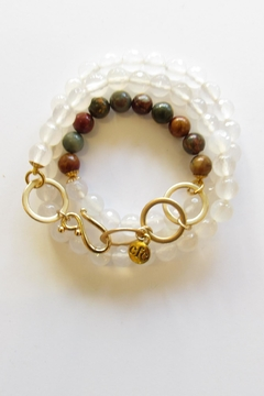 Shoptiques Product: Counting Beads Bracelet