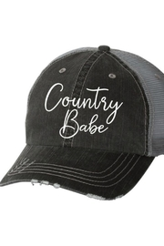 Imagine That Country Babe Hat - Front cropped