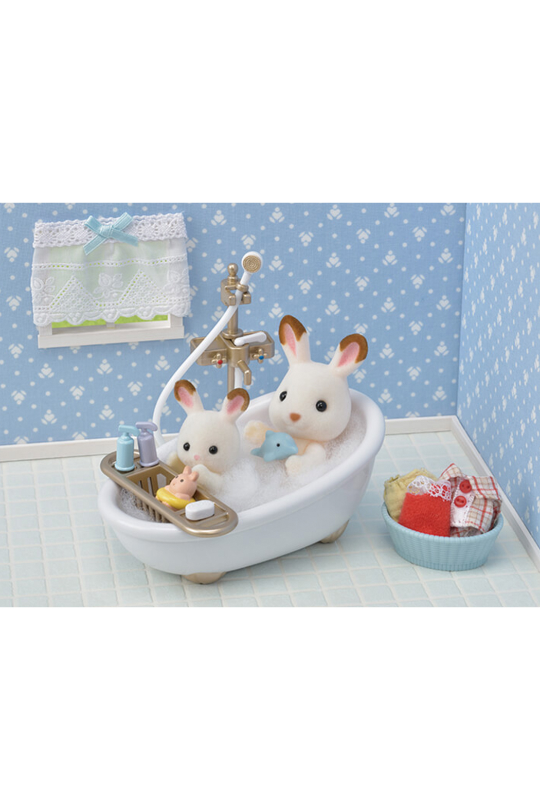 Calico Critters Country Bathroom Set - Side Cropped Image