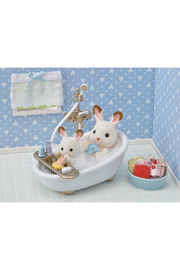Calico Critters Country Bathroom Set - Side cropped