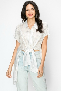 HYFVE COUNTRY CHIC BLOUSE - Product List Image