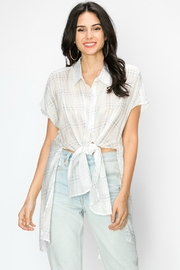 HYFVE COUNTRY CHIC BLOUSE - Product Mini Image