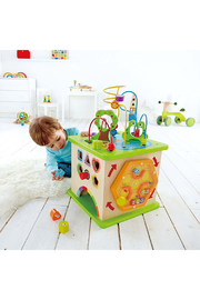 Hape  Country Critters Play Cube - Side cropped