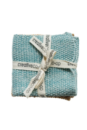 Creative Co-Op Country Dish Towel Set - Product Mini Image