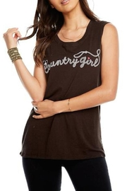 Chaser Country Girl Tank - Product Mini Image