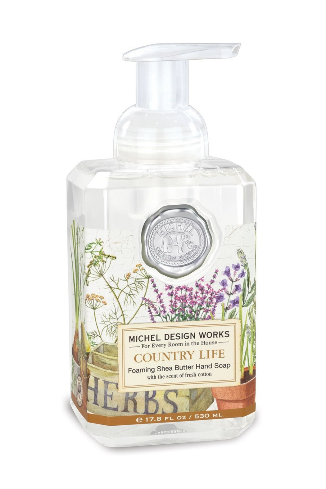 Michel Design Works Country Life Foamer - Main Image
