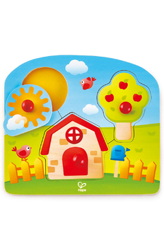 Hape Country Peg Puzzle - Alternate List Image