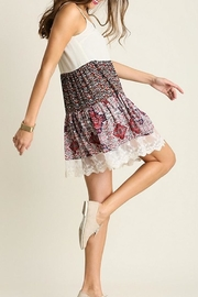 People Outfitter Country Print Dresses - Back cropped