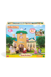Calico Critters Country Tree School - Front full body