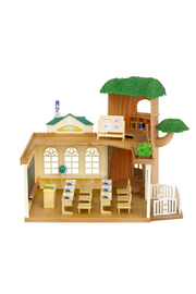 Calico Critters Country Tree School - Front cropped