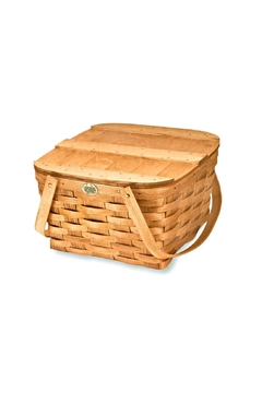 Shoptiques Product: Country Two-Pie Basket