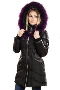 Nicole Benisti Courcheval Down Coat - Product List Image