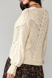 Kye Mi Courtney Cardigan - Side cropped