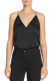 Cami NYC Courtney Lace-Inset Bodysuit - Front cropped