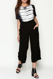 Cousin Earl Black Palazzo Pants - Side cropped
