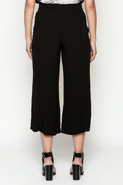 Cousin Earl Black Palazzo Pants - Back cropped